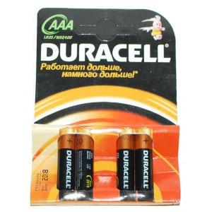 А46 Батарейки Duracell R3