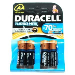 А47 Батарейки Duracell R6