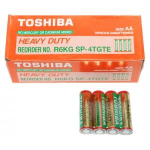 А52 Батарейки Toshiba R6